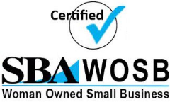 Woman Owned Small Business | Certified by the U.S. Small Business Association